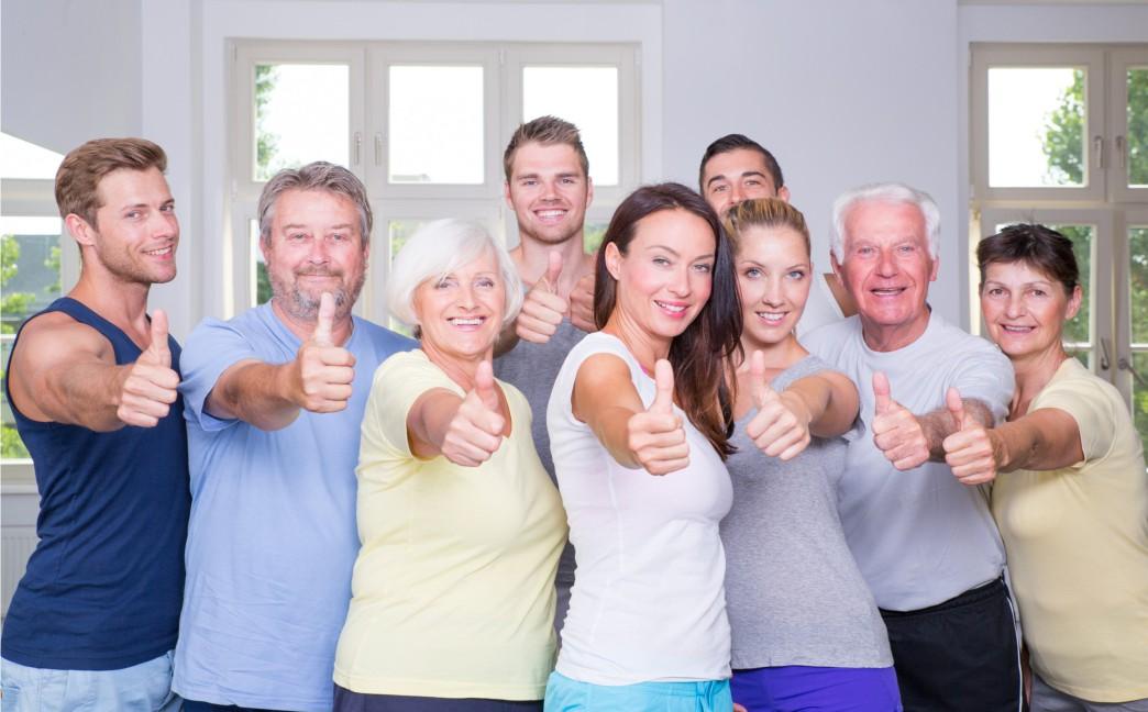 Fitness – die pure Körperpflege!